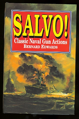 Image for SALVO!  CLASSIC NAVAL GUN ACTIONS.