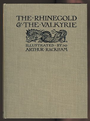 Image for THE RHINEGOLD & THE VALKYRIE.