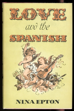 Image for LOVE AND THE SPANISH.