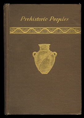 Image for MANNERS AND MONUMENTS OF PREHISTORIC PEOPLES.