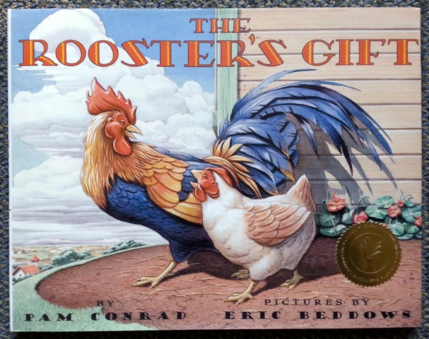 Image for THE ROOSTER'S GIFT.