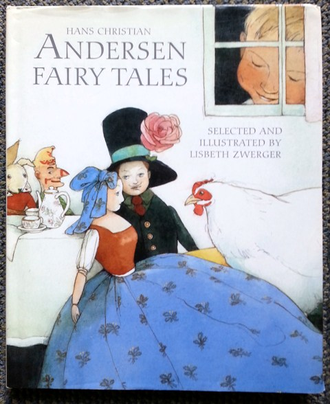 Image for HANS CHRISTIAN ANDERSEN FAIRY TALES.