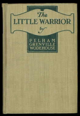 Image for THE LITTLE WARRIOR.