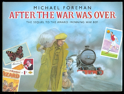 Image for AFTER THE WAR WAS OVER.