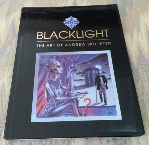 Image for BLACKLIGHT:  THE ART OF ANDREW SKILLETER.