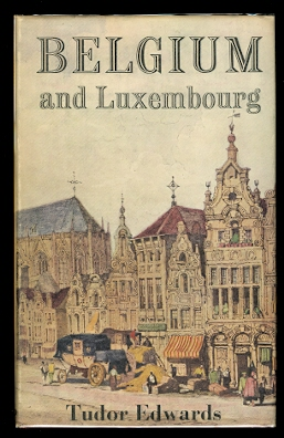 Image for BELGIUM AND LUXEMBOURG.