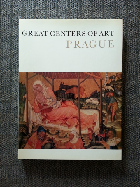 Image for PRAGUE.  GREAT CENTERS OF ART SERIES.