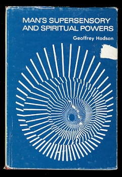 Image for MAN'S SUPERSENSORY AND SPIRITUAL POWERS.