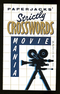 Image for PAPERJACKS' STRICTLY CROSSWORDS:  MOVIE MANIA.