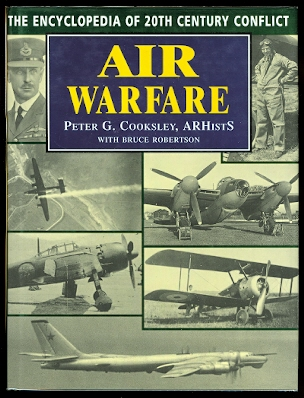 Image for AIR WARFARE.  THE ENCYCLOPEDIA OF 20TH CENTURY CONFLICT.
