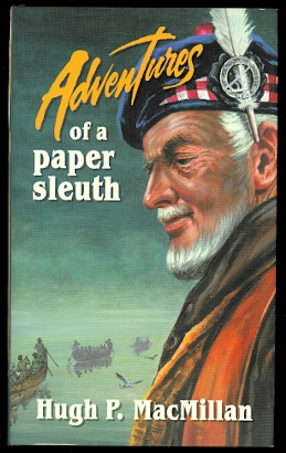 Image for ADVENTURES OF A PAPER SLEUTH.