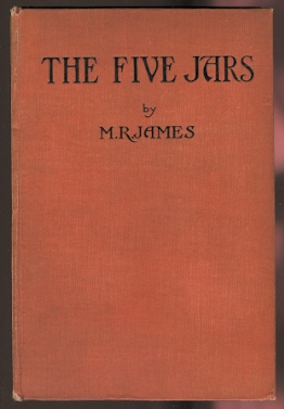 Image for THE FIVE JARS.