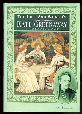 Image for THE LIFE AND WORK OF KATE GREENAWAY.