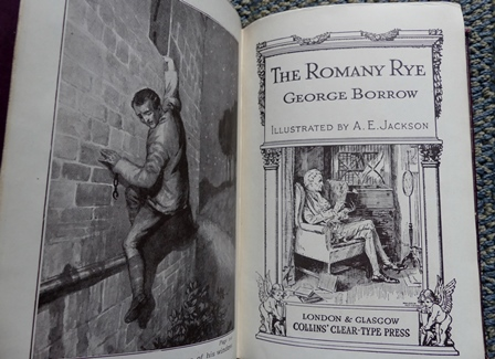 Image for THE ROMANY RYE.