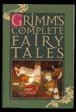 Image for GRIMM'S COMPLETE FAIRY TALES.