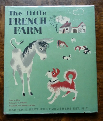 Image for THE LITTLE FRENCH FARM.