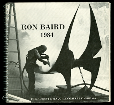Image for RON BAIRD 1984:  A CELEBRATIN OF HIS FIRST 20 YEARS OF SCULPTURE.