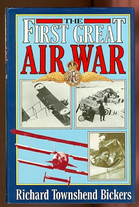 Image for THE FIRST GREAT AIR WAR.