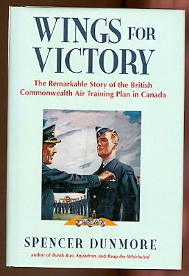 Image for WINGS FOR VICTORY:  THE REMARKABLE STORY OF THE BRITISH COMMONWEALTH AIR TRAINING PLAN IN CANADA.