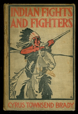 Image for INDIAN FIGHTS AND FIGHTERS.