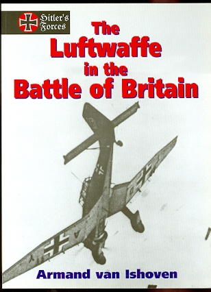 Image for THE LUFTWAFFE IN THE BATTLE OF BRITAIN.