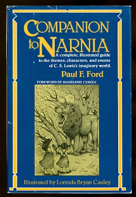 Image for COMPANION TO NARNIA.