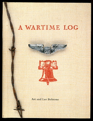 Image for A WARTIME LOG.