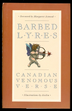 Image for BARBED LYRES:  CANADIAN VENOMOUS VERSE.