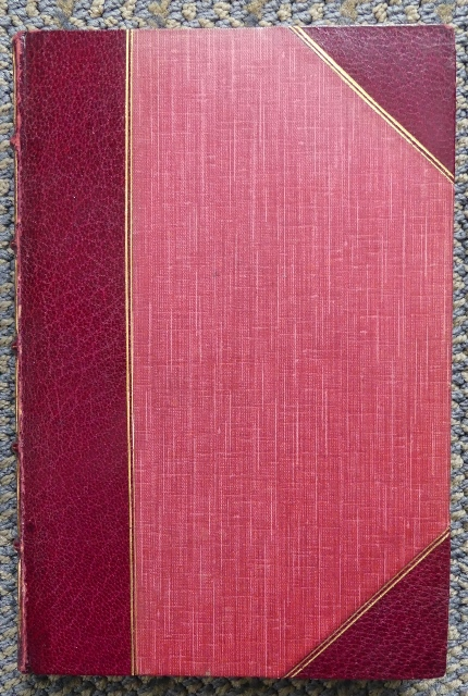 Image for SELECTED POEMS OF FRANCIS THOMPSON.  RIVIERE & SON BINDING.