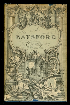 Image for A BATSFORD CENTURY: THE RECORD OF A HUNDRED YEARS OF PUBLISHING AND BOOKSELLING, 1843-1943.