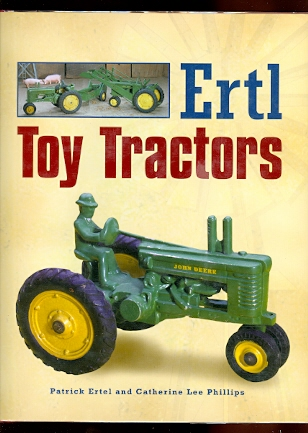 Image for ERTL TOY TRACTORS.