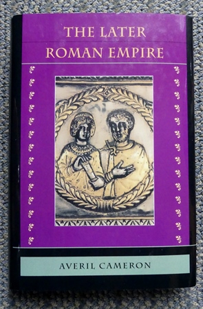 Image for THE LATER ROMAN EMPIRE, AD 284-430.