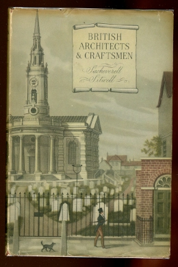 Image for BRITISH ARCHITECTS AND CRAFTSMEN:  A SURVEY OF TASTE, DESIGN, AND STYLE DURING THREE CENTURIES, 1600 TO 1830.