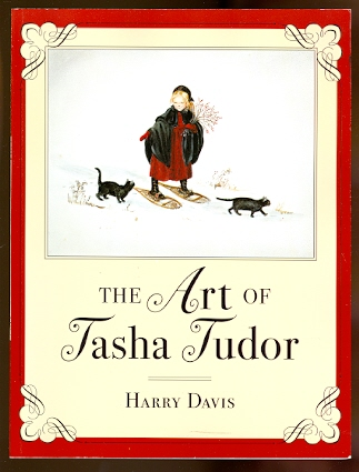 Image for THE ART OF TASHA TUDOR.