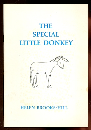 Image for THE SPECIAL LITTLE DONKEY.