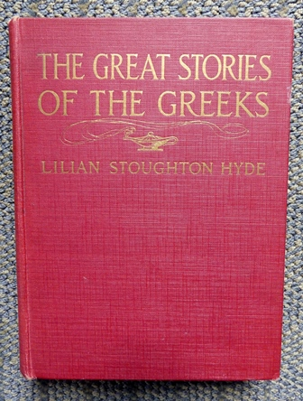 Image for THE GREAT STORIES OF THE GREEKS.
