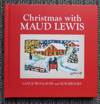 Image for CHRISTMAS WITH MAUD LEWIS.