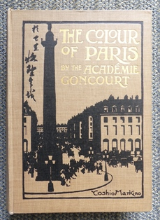 Image for THE COLOUR OF PARIS.  HISTORIC, PERSONAL & LOCAL.