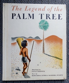 Image for THE LEGEND OF THE PALM TREE.