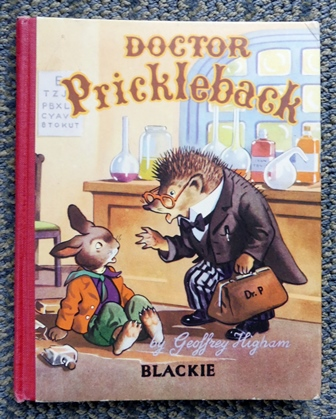 Image for DOCTOR PRICKLEBACK.