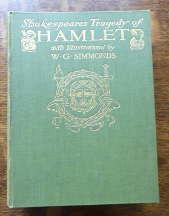 Image for SHAKESPEARE'S TRAGEDY OF HAMLET.