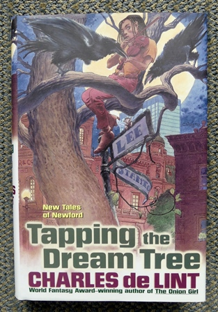 Image for TAPPING THE DREAM TREE.