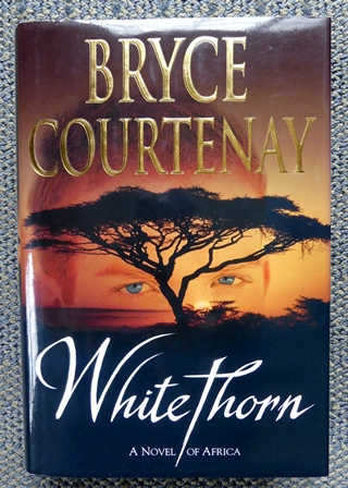Image for WHITETHORN.  A NOVEL OF AFRICA.