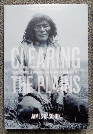 Image for CLEARING THE PLAINS:  DISEASE, POLITICS OF STARVATION, AND THE LOSS OF ABORIGINAL LIFE.