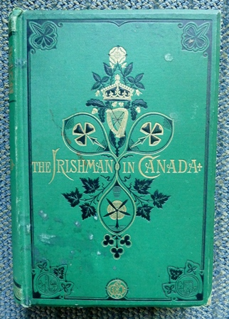 Image for THE IRISHMAN IN CANADA.