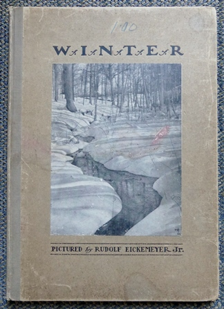 Image for WINTER.  PICTURED BY RUDOLF EICKEMEYER, JR.