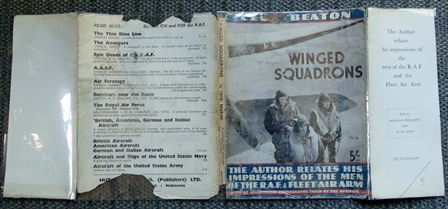 Image for WINGED SQUADRONS.