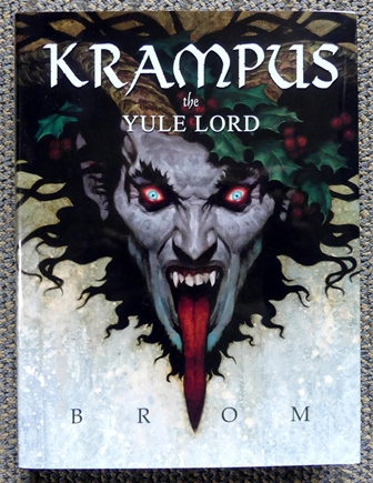 Image for KRAMPUS, THE YULE LORD.
