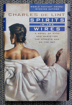 Image for SPIRITS IN THE WIRES.