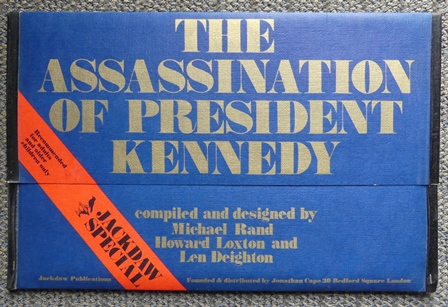 Image for THE ASSASSINATION OF PRESIDENT KENNEDY.  A JACKDAW SPECIAL.